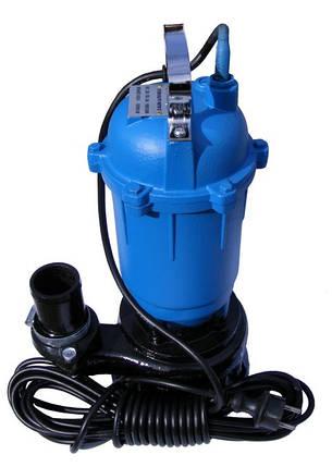 Насос для грязной и чистой воды с измельчителем, фото 2