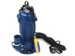 Насос для чистой и грязной воды с измельчителем и поплавком 750W, фото 2