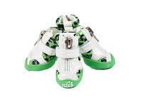 Ботинки для собак-Зеленый