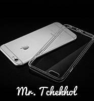 Чехол накладка прозрачный на Iphone 7