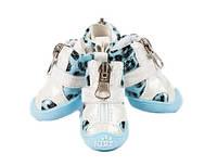 Ботинки для собак-Голубой-№2
