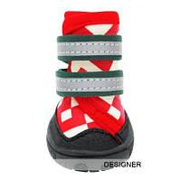 Ботинки для собак-Красный, фото 1