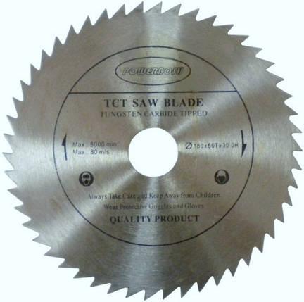 Универсальный диск 180 мм x 50T x 30H, фото 2