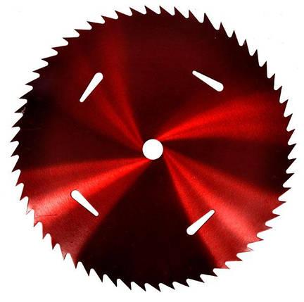 Диск без вилки 500 мм x 4.0мм x 60Т х 32.0-20.0H, фото 2
