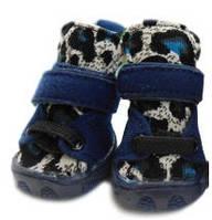 Кросовки для собак-Синий