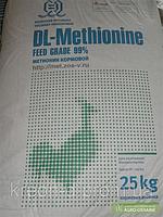 Метионин для сельскохозяйственных животных и птиц