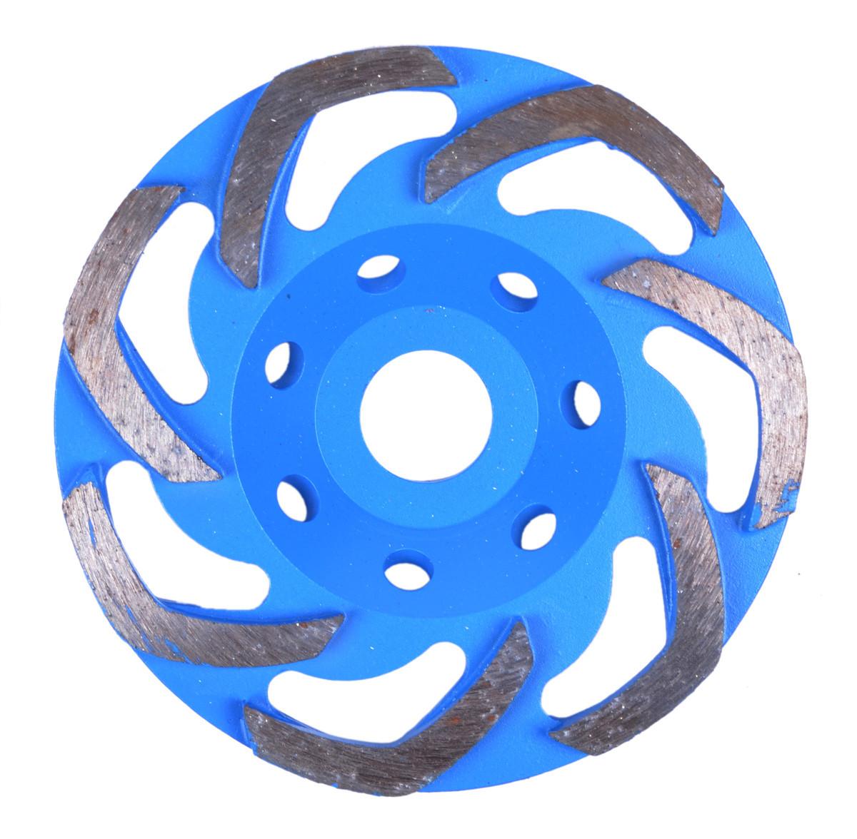 Алмазный шлифовальный круг для бетонной шлифовки 125 мм
