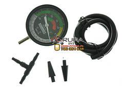 Тестер давления топлива vakumetr 0-20bar