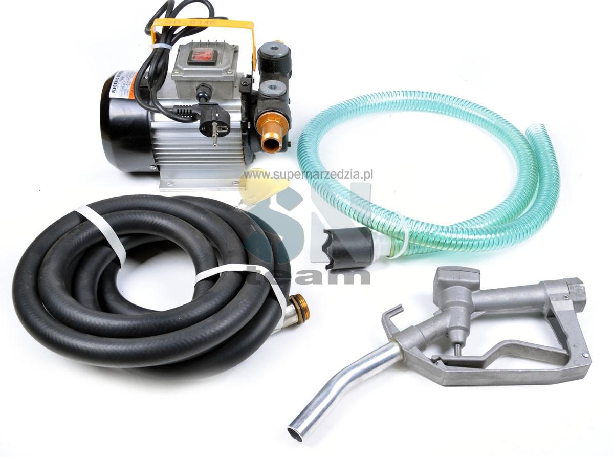 Распределитель топлива 230В  60л/мин, 40 л/мин CPN