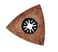 Треугольный пильный диск для 3-дюймовой шлифовальной машины