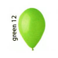 """Куля Gemar 8""""(21см) Пастель, зелений A80 12 8"""