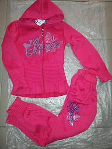 Костюм для девочки розовый