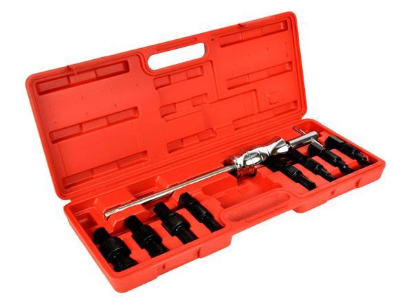 Инерционный молоток, съемник для подшипников 8-30мм, комплект