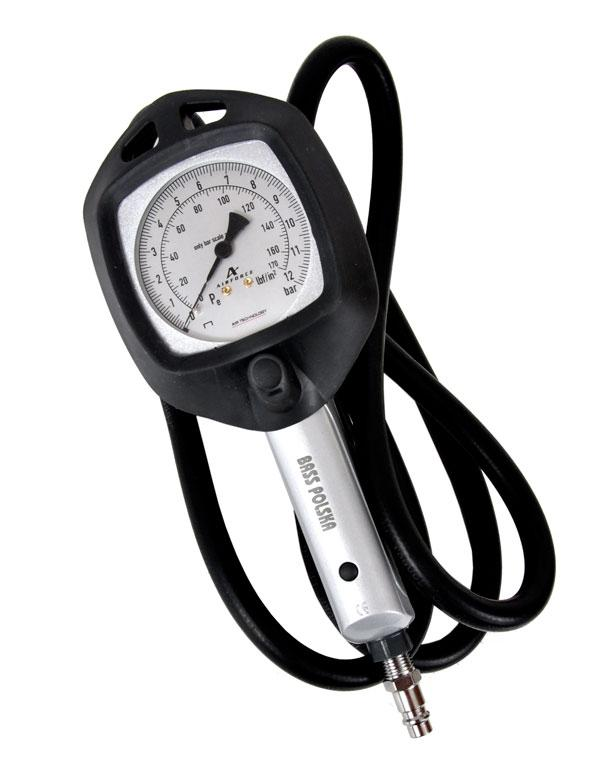 Пневматический колесный насос 0-12 BAR