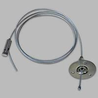 Тросовый подвес для шинопровода LD1002 1,5м