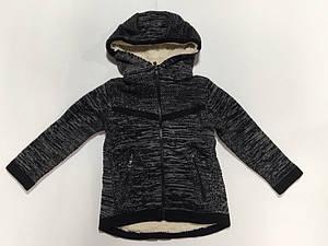 Детская теплая кофта Италия размер 4-14