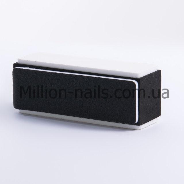 Баф 4х сторонний полировщик 24 шт/уп, черный