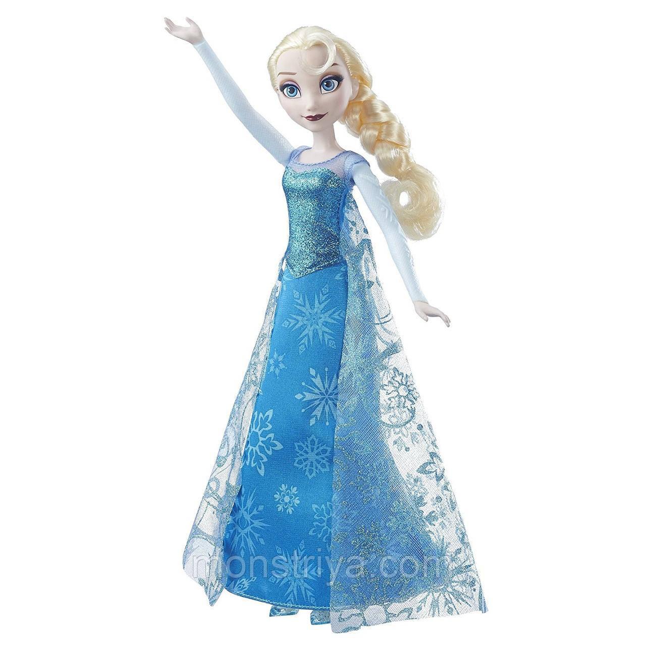 """Кукла Эльза Поющая  """"Холодное сердце"""" Disney Frozen"""
