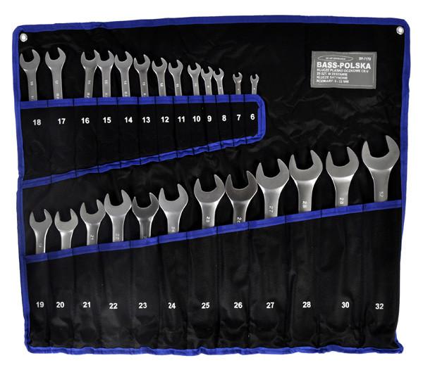 Набор гаечных ключей - 25 шт 6-32мм