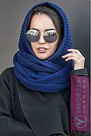Шарф- хомут снуд TM YAVORSKY стильный модный разные яркие цвета SHY49