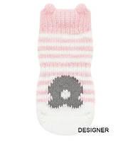 Носки для собачки-Розовый-S