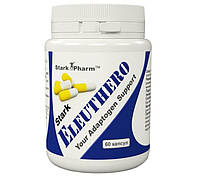 Элеутерококк Stark Pharm 35 мг 60 капсул (100% экстракт элеутерококка, сибирский женьшень)