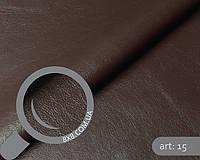 Исскуственная кожа, шоколад, коричневый №15