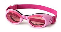 Очки для собак-Розовый-S