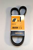 Ручейковый ремень на Renault Trafic  2003-> 2,5 dCi (135л.с. - AC)  —  Contitech  (Германия) - 6 PK 1153