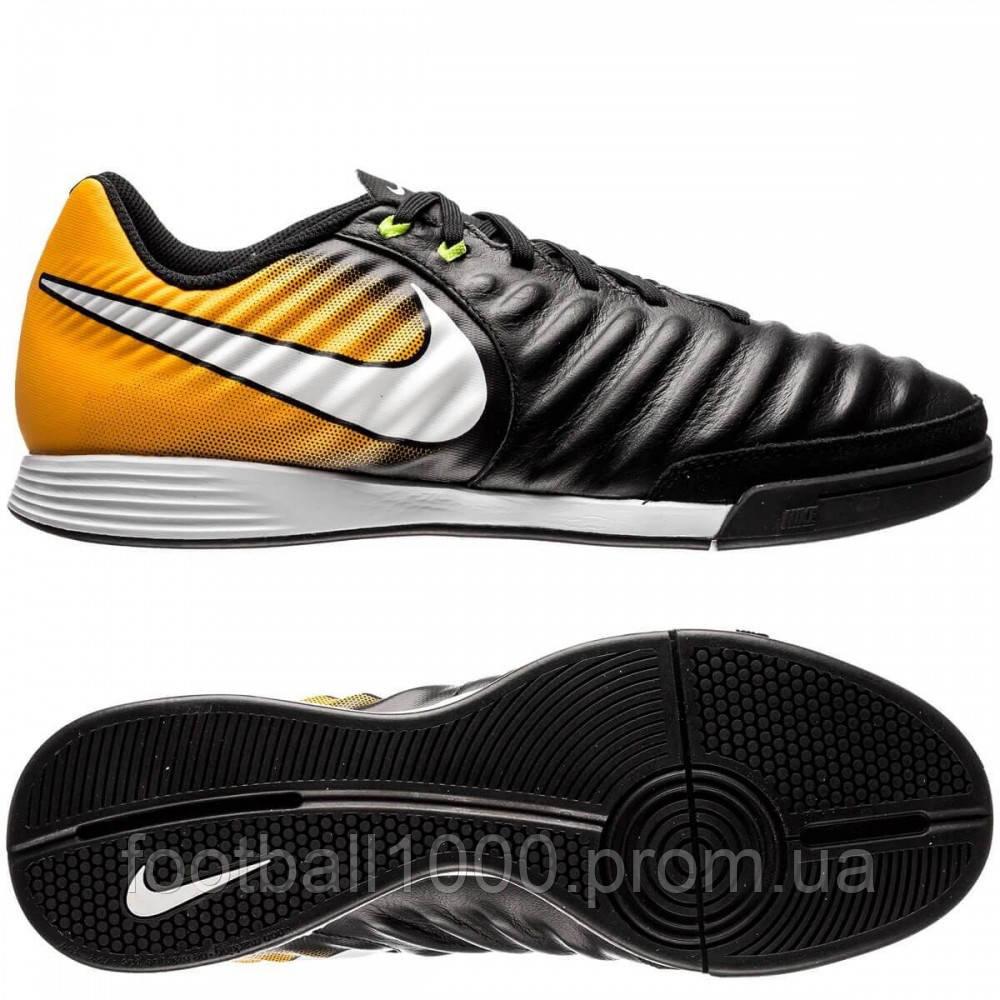 Обувь для зала Nike TiempoX Ligera IV IC 897765-008  продажа, цена в ... 51d573ff892