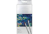 Набор цветных карандашей Marco Raffine 24 цвета картон