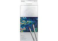 Набор цветных карандашей Marco Raffine 12 цветов картон