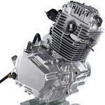 Двигатель для мопеда скутера мотоцикла 50 / 72 / 90 / 100 / 110 / 125 /150 / 200 / 250см3