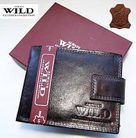Кожаное портмоне Always WILD. Стильный кошелек. Мужские кошельки. Интернет магазин кошельков.