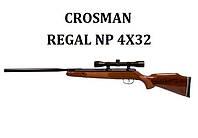 Пневматическая винтовка Crosman Regal NP 4x32