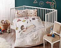 Постельное белье для новорожденных ТАС Driver Ранфорс