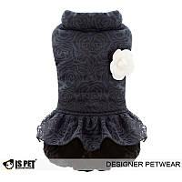 Курточка для собаки Rose-Черный, фото 1