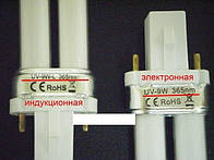 УФ лампа сменная электронная.