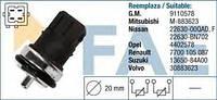 Датчик температуры охл. жидкости на Renault Trafic  01->  1.9dCi, 2.2DTI, 2.5TdCi — Fae(Испания) - FAE33810, фото 1