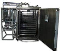 Промышленные вакуумные сушильные шкафы серии СВП