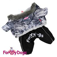 Комбинезон для собак Крылья-Серый