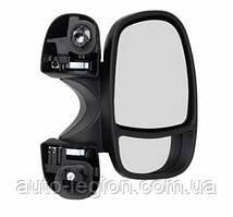 Зовнішнє дзеркало на Renault Trafic 2001-> R (праве, з підігрівом + датчик темп. ) — 5402-04-9231759P