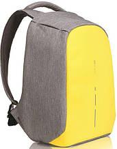 "Рюкзак для ноутбука 14"" XD Design Bobby compact Anti - therft анти-вор, P705.536 Primrose Yellow"