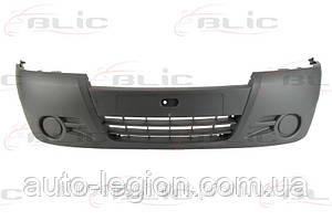 Бампер передний на Opel Vivaro  2006-> - BLIC (Польша) - 5510-00-5089903P