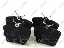 Тормозные колодки задние на Renault Trafic  2001->  — ABE (Китай) - C2R011ABE