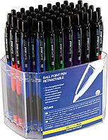 Ручка шариковая автоматическая jobmax bm.8204