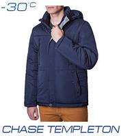 Куртка зимняя мужская Ajento - 1905F темно-синяя