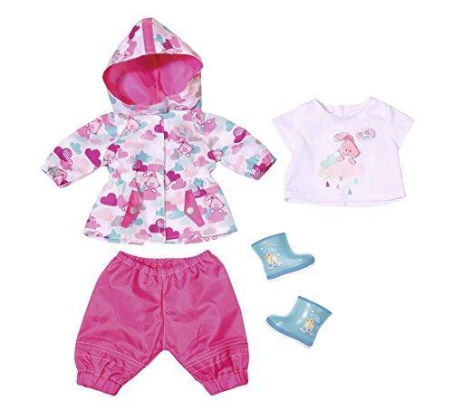 Одежда для кукол Беби Борн Baby Born комплект для дождя Zapf Creation 823781