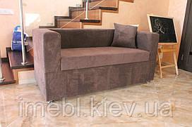 М'який диван в кухню або коридор (Коричневий)