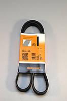Поликлиновый (ручейковый) ремень на Renault Trafic  2001->  1.9dCi (-AC) — ContiTech (Германия) - 5 PK 1125